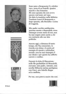 RICORDI di Wanda Canna - retro